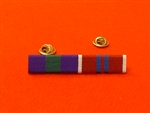 General Service Medal Pre 1962, Queens Coronation Medal 1953 Medal Ribbon Bar Stud Type