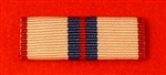 Queens Silver Jubilee Medal Ribbon Bar Sew Type