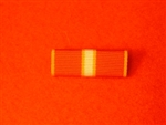 Active Service Commemorative Medal Ribbon Bar Pin