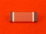 Civilian Women's  Service Medal Commemorative Medal Ribbon Bar Pin