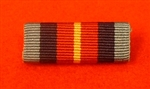 National Service 2 Commemorative Medal Ribbon Bar Pin
