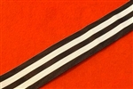 Full Size St John Ambulance Service Medal Ribbon