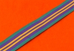8in Full Size Accumulated Campaign Service Medal Ribbon New Type
