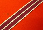 Full Size Meritorious Service Medal Ribbon