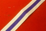 Full Size Military Cross Medal Ribbon