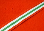 "8"" Full Size Italy Star Medal Ribbon"
