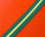 Full Size Territorial Force Efficiency Medal Ribbon