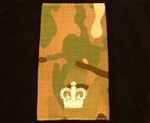Quality Ivory Major Muticam Rank Slide ( Major Multi Terrain Pattern