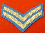 CPL Army Air Corps Number 1 Dress Chevrons