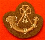 Army Buglers Badge Bugler Uniform Badge Buglers 2 Dress or FAD Uniform Badge