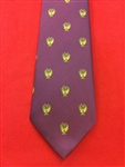 RAF Royal Bomber Command Regimental Tie.