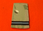 RAF Flying Officers MTP Combat Slide ( RAF Flying Officer Multi Terrain Pattern Badge ) Multicam RAF Combat Slide
