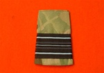 RAF Squadron Leader Multicam Combat Rank Slide ( SQN LDR Multi Terrain Pattern Rank Slide ) Squadron Leader MTP Combat Slide