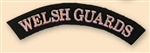 Welsh Guards Shoulder Titles ( WG Uniform Badges )