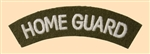 Re-Enactors Home Guard Shoulder Titles