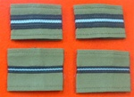 RAF Flight Lieutenant Rank Slides