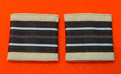 RAF GC TABS Group Captain Slides GROUP CAPTAIN TABS RAF OFFICERS RANK SLIDES