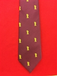 Royal Armoured Corps Regimental Tie.