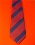 Quality Royal Welch Fusiliers Regimental Tie RwF Tie Royal Welch Fusiliers
