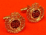 Cufflinks ( Royal Engineers ) Boxed RE Army Cufflinks