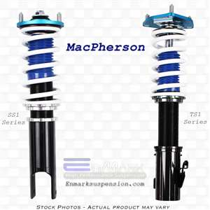 98-02 Audi A3 Quattro 50mm Coilover Suspension System