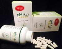ph balance supplements, 120 capsules