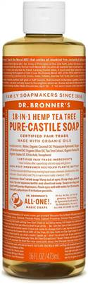 Dr Bronner Tea Tree Castile Soap 472ml