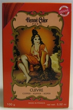 Henne Natur Copper 90G