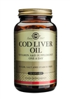 Solgar Cod Liver Oil Softgels 250