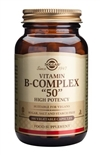 "Solgar Vitamin B-Complex ""50"" Vegetable Capsules 100"