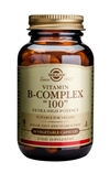 "Solgar Vitamin B-Complex ""100"" Vegetable Capsules 50"