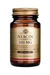 Solgar Niacin 100 mg (Vitamin B3) Tablets  100