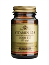 Solgar Vitamin D3 1000 IU (25 µg) Tablets 90