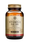 Solgar Vitamin E 268 mg (400 IU) Softgels 50
