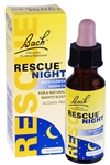 BACH RESCUE NIGHT DROPS 10ML