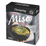 Clearspring Miso Soup with Sea Veg
