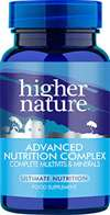 HIGHER NATURE ADVANCED NUTRITION COMP 90T
