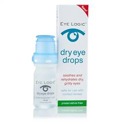 Eye Logic Dry Eye Drops 10ml
