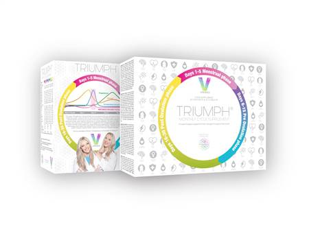 Triumph Monthly Cycle Support Supplements