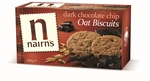Nairns Dark Chocolate Chip Oat Biscuits