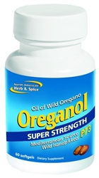 Nah&S Oreganol Superstrength P73 60 Softgels