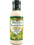 WALDEN FARMS SALAD DRESSING THOUSAND ISLAND