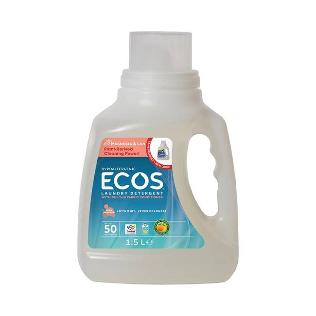 ECOS Laundry Liquid Magnolia & Lily 50 Washes 1.5L