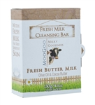 MOOGOO FRESH BUTTERMILK CLEANSING BAR