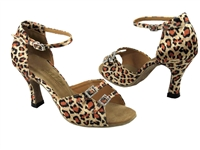 Style 1620 Leopard - Women's Dance Shoes | Blue Moon Ballroom Dance Supply
