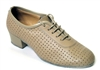Style 2001 Tan Leather - Women's Dance Shoes | Blue Moon Ballroom Dance Supply