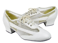 Style 2009 White Leather