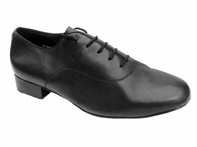 Style 2503 Black Leather - Men's Dance Shoes | Blue Moon Ballroom Dance Supply