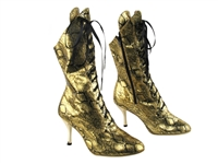 Style 3301 251 Gold Snake Boot