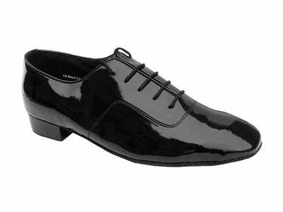 Style 917101 Black Patent - Women's Dance Shoes | Blue Moon Ballroom Dance Supply